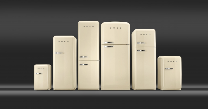 American Kitchen Smeg Refridgerators