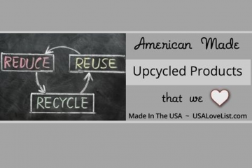 our upcycle process explained